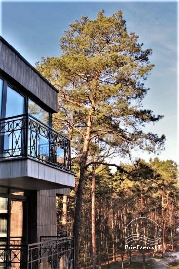 Mājīgi dzīvokļi Sunny forest Druskininkai, unikālā jaunā mājā - 3