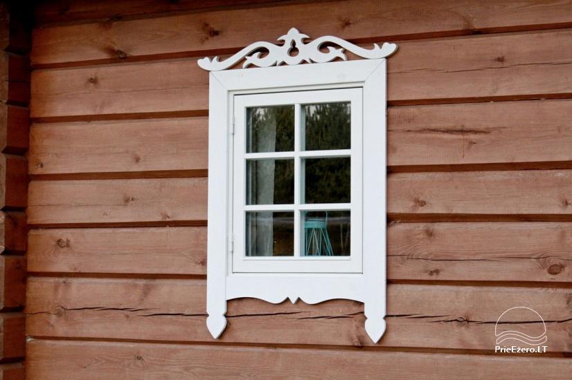 Etnogrāfiskā sēta Lietuvā Po Vienu Rūmu - 30