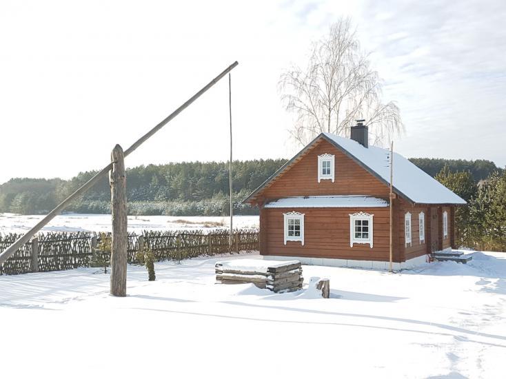 Etnogrāfiskā sēta Lietuvā Po Vienu Rūmu - 31