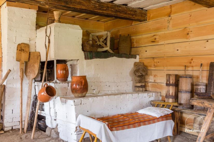 Etnogrāfiskā sēta Lietuvā Po Vienu Rūmu - 23