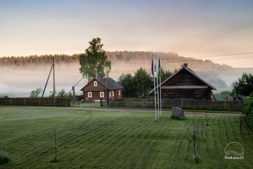 Etnogrāfiskā sēta Lietuvā Po Vienu Rūmu - 22