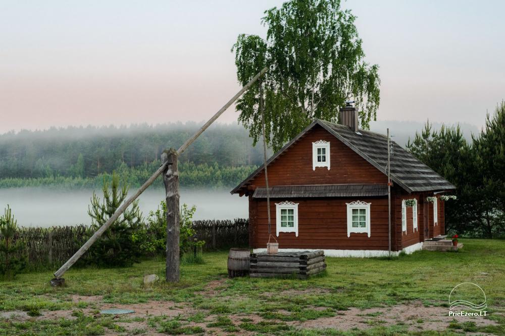 Etnogrāfiskā sēta Lietuvā Po Vienu Rūmu - 24