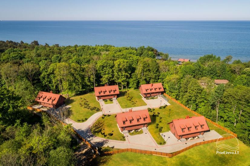 Amberton villas - 100 m. uz jūru !!! - 1