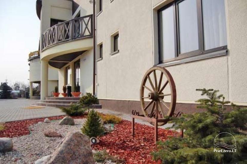 Hotel MORENA *** - konferences, kāzas, jubilejas, netālu no jūras - 2