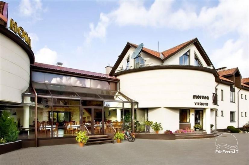 Hotel MORENA *** - konferences, kāzas, jubilejas, netālu no jūras - 1