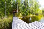 Brīvdienu māja ezera krastā Vidūnų sodyba - 3