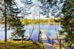 Brīvdienu māja ezera krastā Vidūnų sodyba - 6
