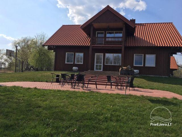 Lauku sēta Lietuvā netālu no Nemunas Tatamiškiai - 3