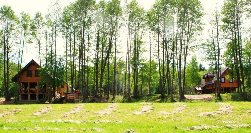Lauku sēta pie Merkī upes Lietuvā - 3