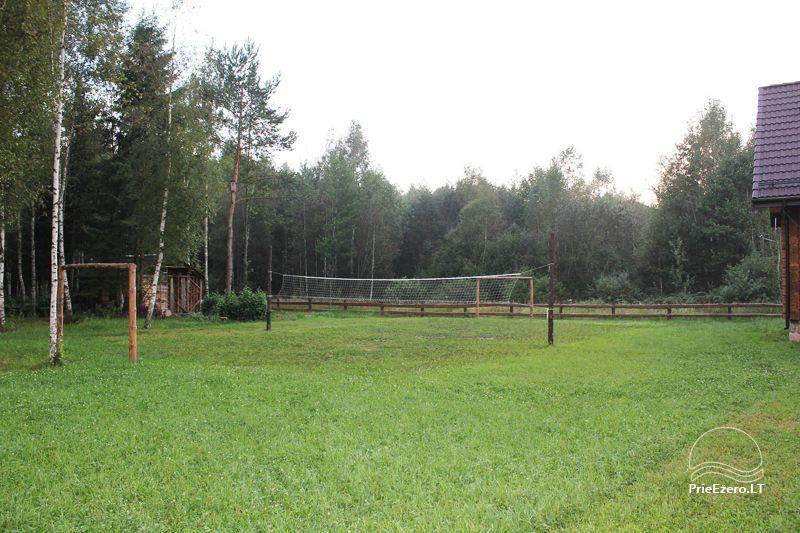 Lauku sēta pie Merkī upes Lietuvā - 5
