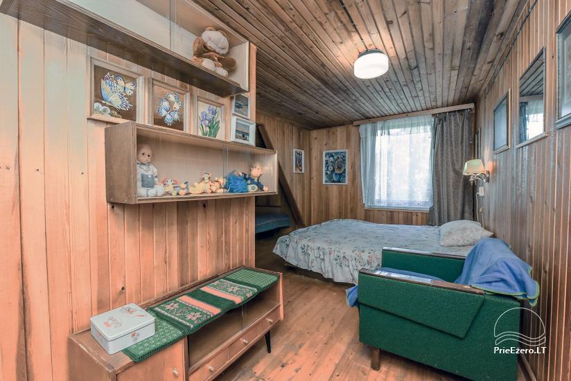 Istabu noma – Lauku sēta VARSBERGI 100 m attālumā no pape ezera - 5