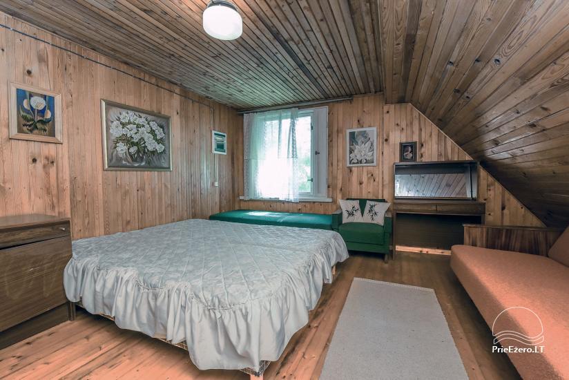 Istabu noma – Lauku sēta VARSBERGI 100 m attālumā no pape ezera - 8
