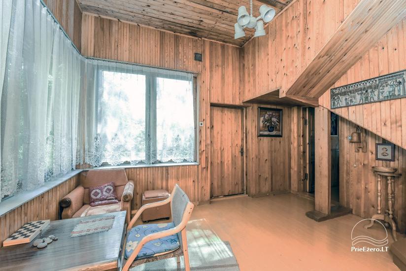 Istabu noma – Lauku sēta VARSBERGI 100 m attālumā no pape ezera - 9