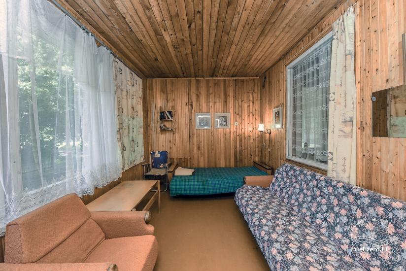 Istabu noma – Lauku sēta VARSBERGI 100 m attālumā no pape ezera - 12