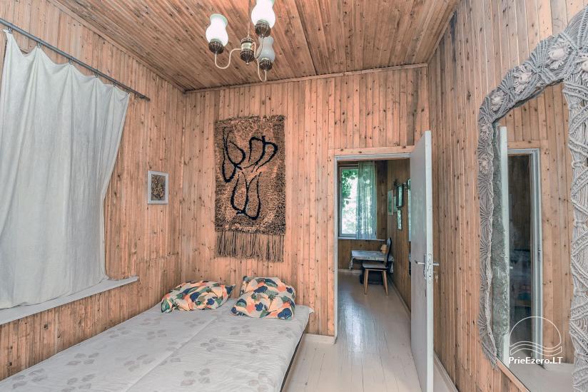 Istabu noma – Lauku sēta VARSBERGI 100 m attālumā no pape ezera - 16