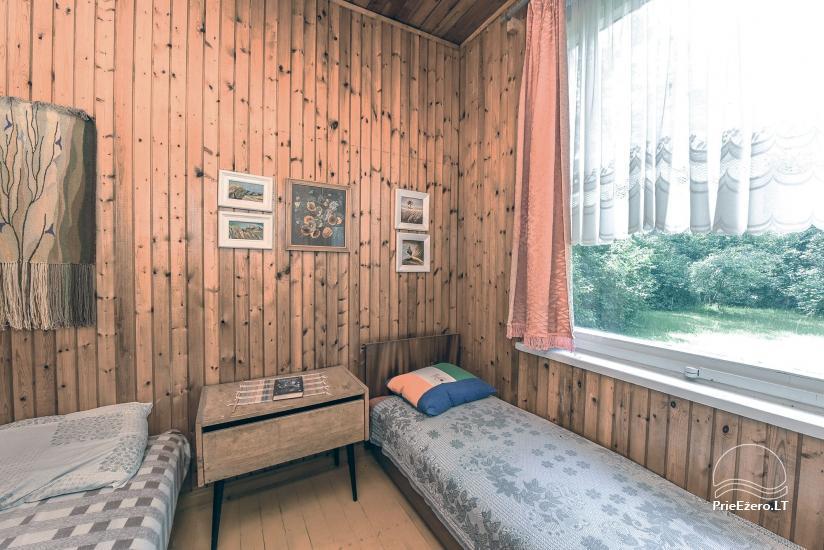 Istabu noma – Lauku sēta VARSBERGI 100 m attālumā no pape ezera - 19