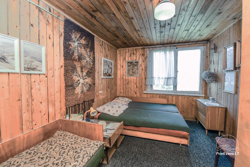 Istabu noma – Lauku sēta VARSBERGI 100 m attālumā no pape ezera - 20
