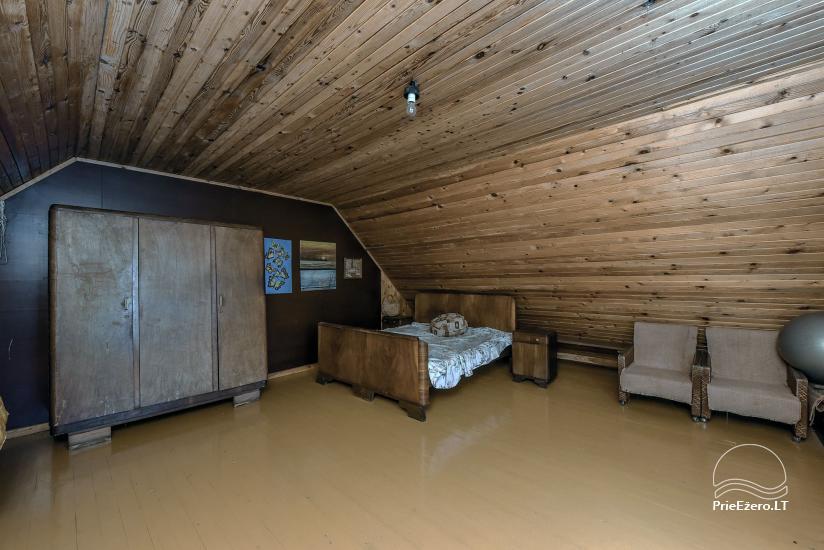 Istabu noma – Lauku sēta VARSBERGI 100 m attālumā no pape ezera - 25