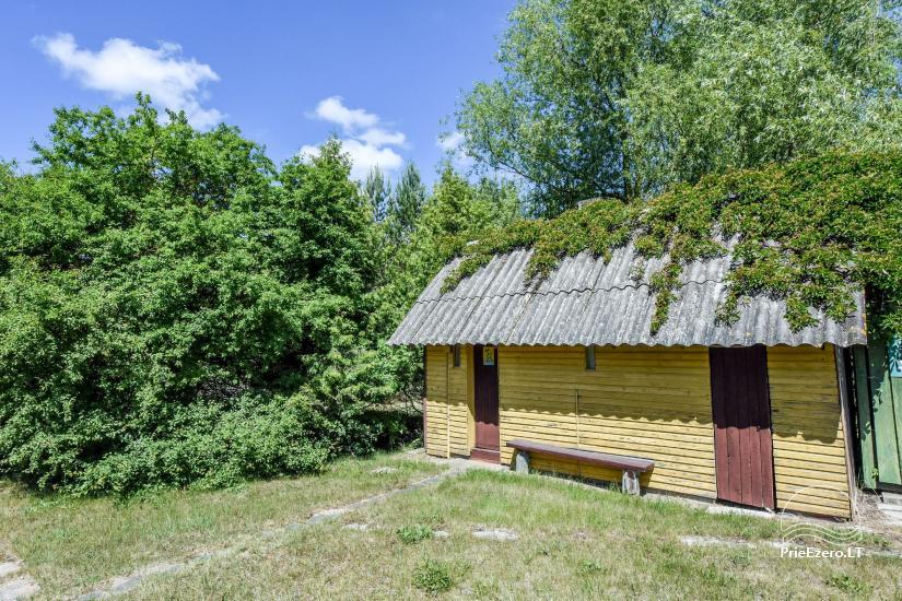 Istabu noma – Lauku sēta VARSBERGI 100 m attālumā no pape ezera - 28