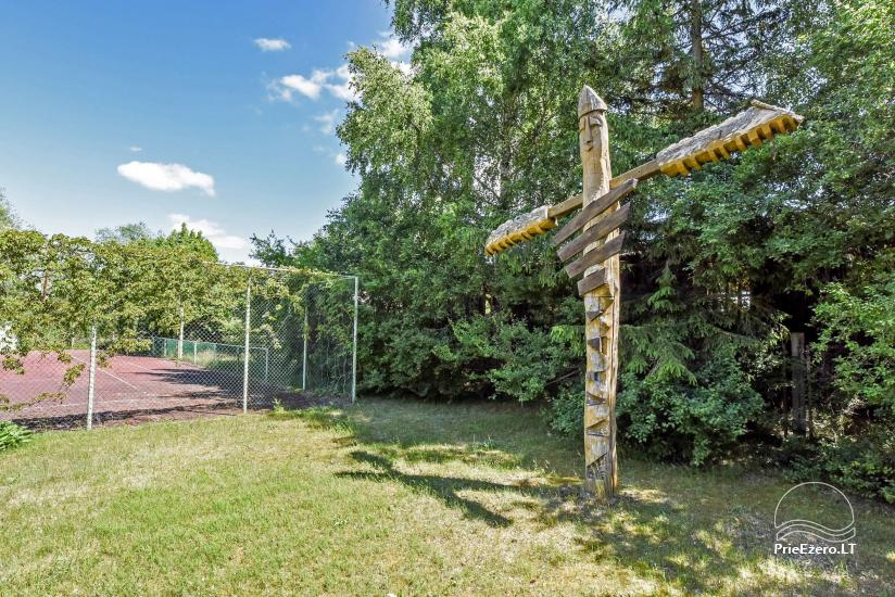 Istabu noma – Lauku sēta VARSBERGI 100 m attālumā no pape ezera - 3