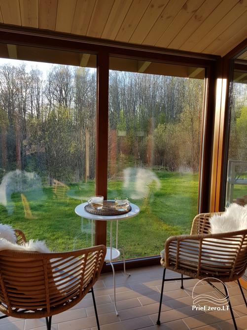 NerDas villa un SPA - mierīgai ģimenei, romantiskai atpūtai - 31