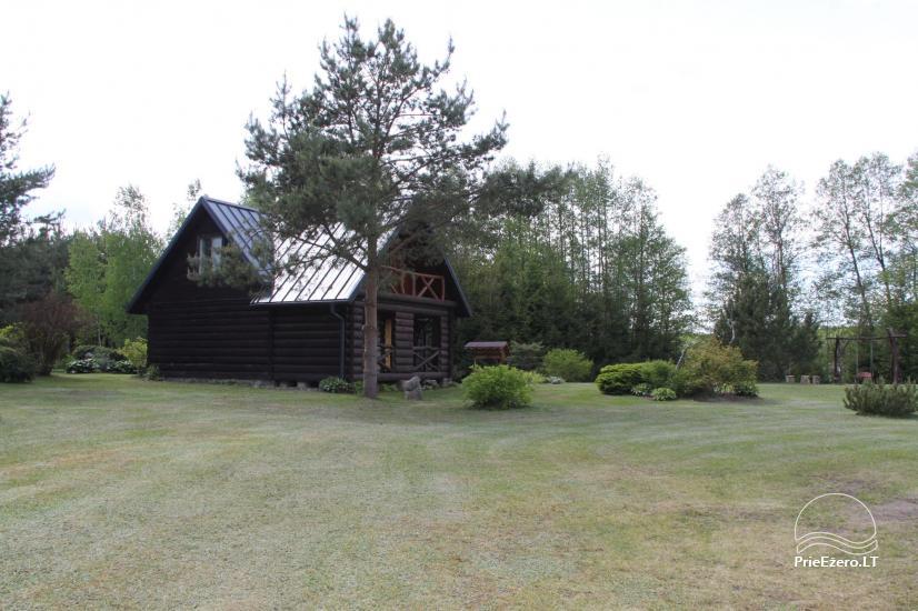 Lauku sēta pie Galstas ezera Lietuvā - 4