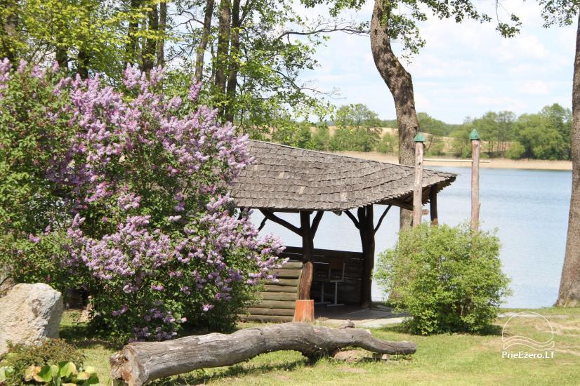 Lauku sēta pie Galstas ezera Lietuvā - 5