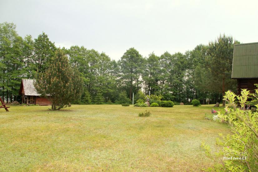 Lauku sēta pie Galstas ezera Lietuvā - 3