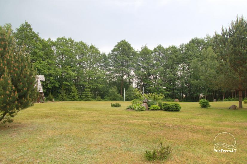 Lauku sēta pie Galstas ezera Lietuvā - 6