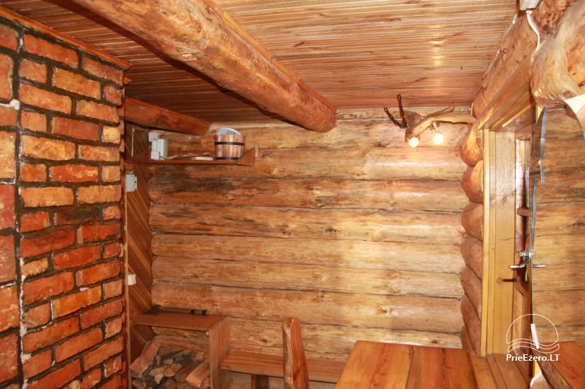Lauku sēta pie Galstas ezera Lietuvā - 9