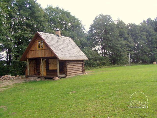 Lauku sēta pie Galstas ezera Lietuvā - 10