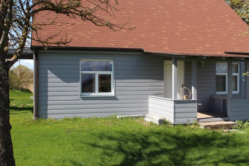 Viesu māja krastā ezera, netālu no jūras - Lejnieki - 4