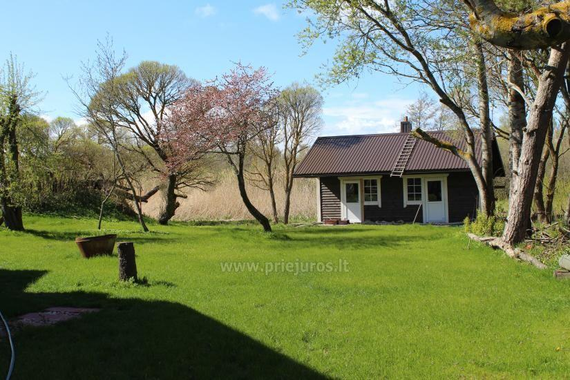 Viesu māja krastā ezera, netālu no jūras - Lejnieki - 7