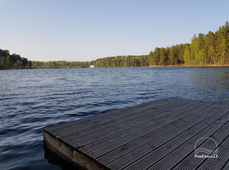 Ģimenes māja 40 km no galvaspilsētas Viļņas, netālu no ezera - 1
