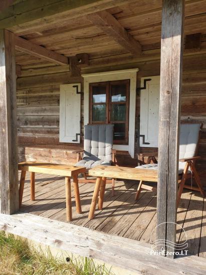 Ģimenes māja 40 km no galvaspilsētas Viļņas, netālu no ezera - 3