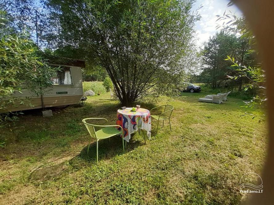 Relaksācija reālā laukos - lauku mājas Priežu mežs - 15