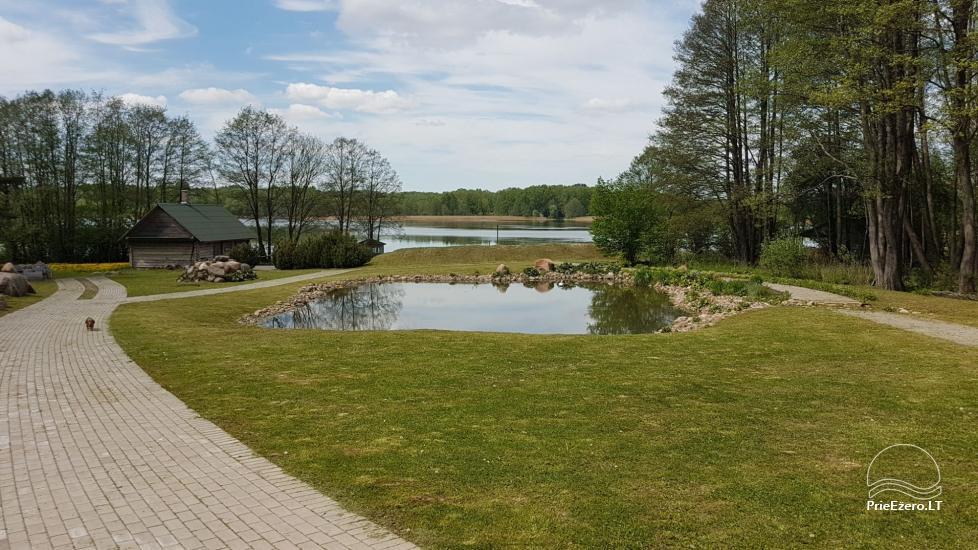 Lauku sēta pie ezera Švenčius - 3