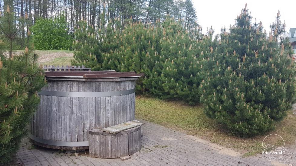 Lauku sēta pie ezera Švenčius - 5