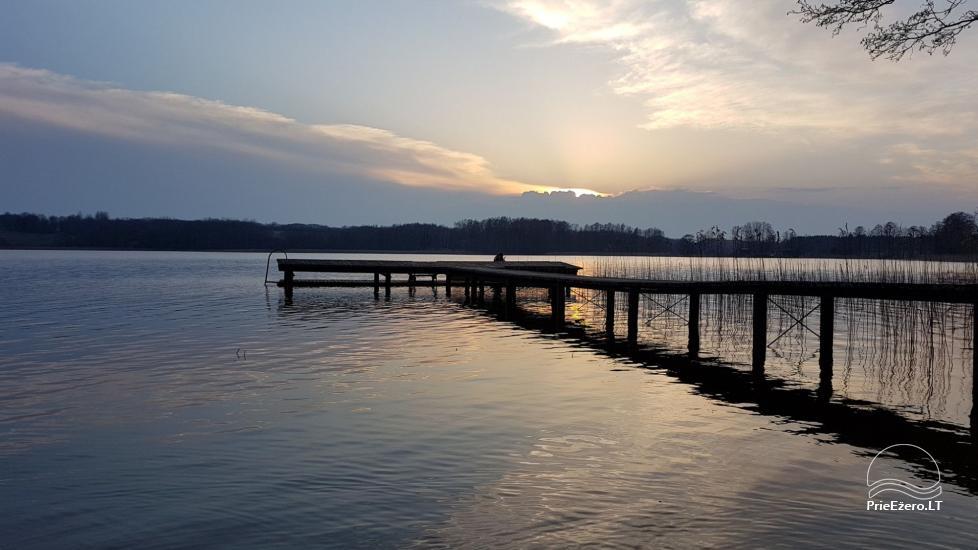 Lauku sēta pie ezera Švenčius - 8