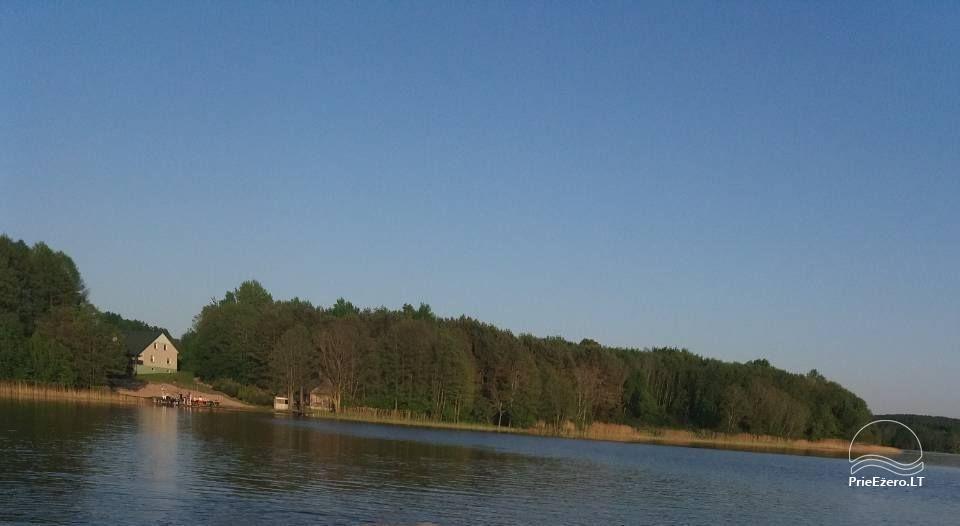 Lauku sēta pie ezera Švenčius - 9