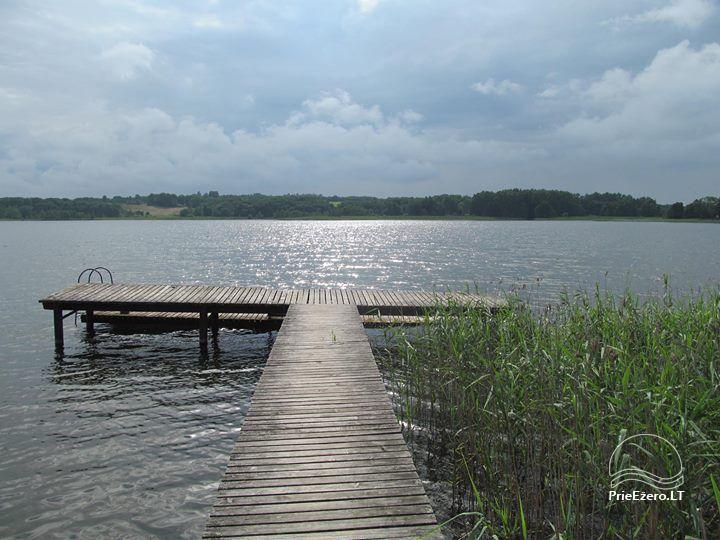 Lauku sēta pie ezera Švenčius - 11
