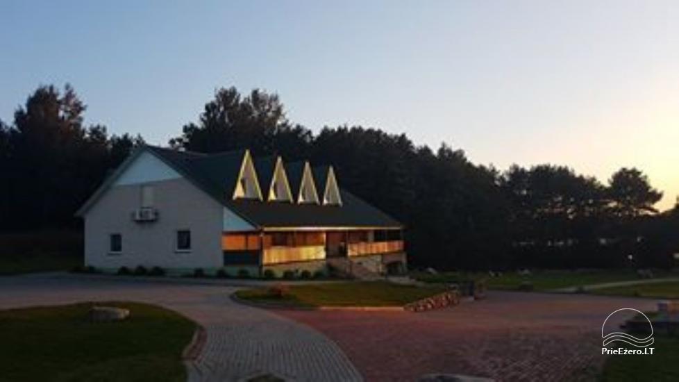 Lauku sēta pie ezera Švenčius - 2