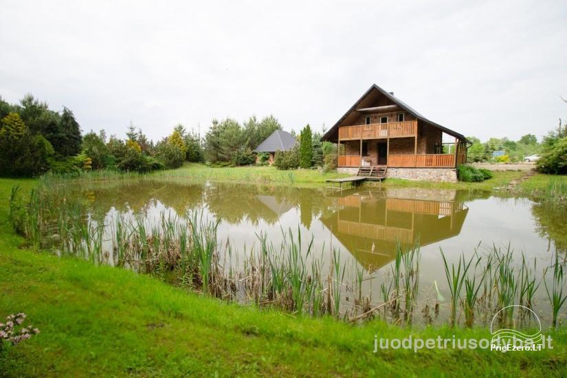 Lauku sēta ar saunu Lietuvā - 1