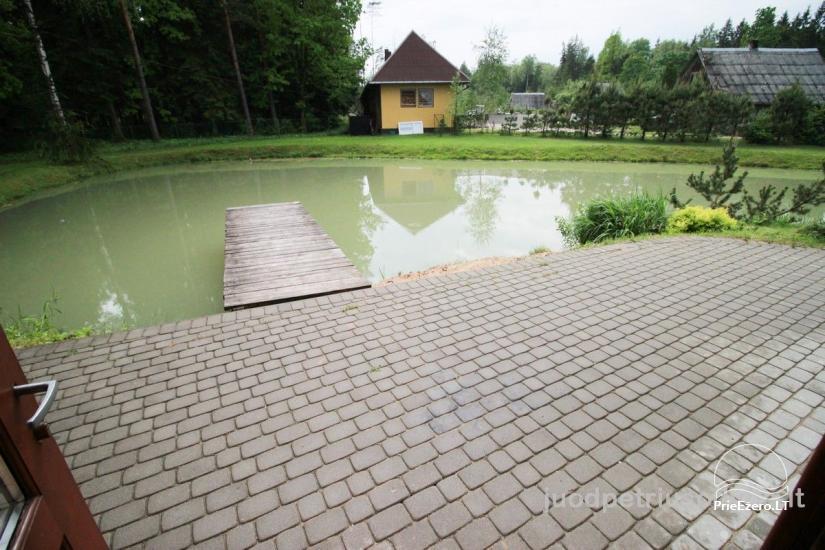 Lauku sēta ar saunu Lietuvā - 4