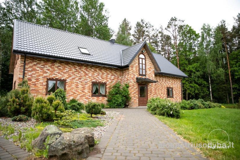 Lauku sēta ar saunu Lietuvā - 10