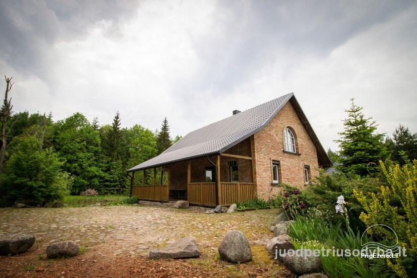 Lauku sēta ar saunu Lietuvā - 2