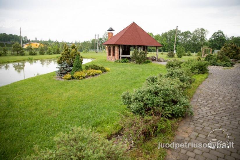 Lauku sēta ar saunu Lietuvā - 11