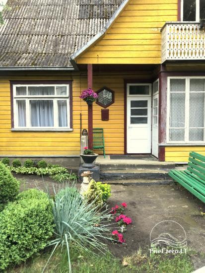 Telpu īre Birstonā, Lietuvā - 1
