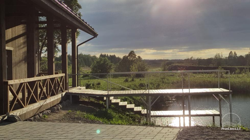 Lauku sēta Traku rajonā, Lietuvā - 2