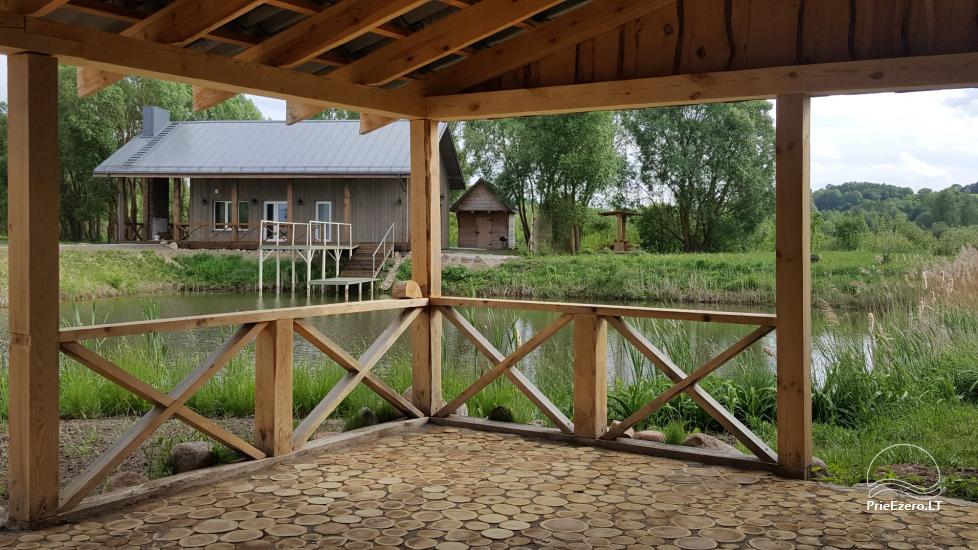 Lauku sēta Traku rajonā, Lietuvā - 6